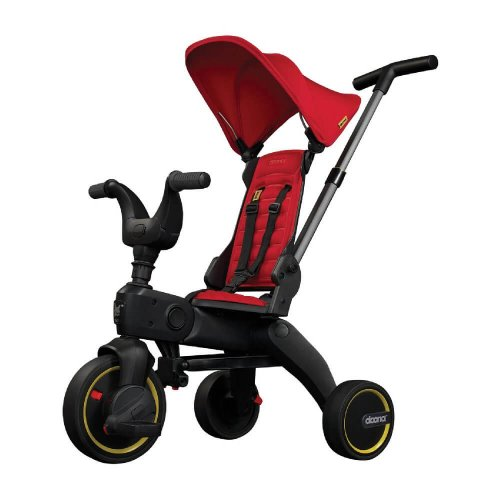 Doona Liki Trike S1 - Flame Red