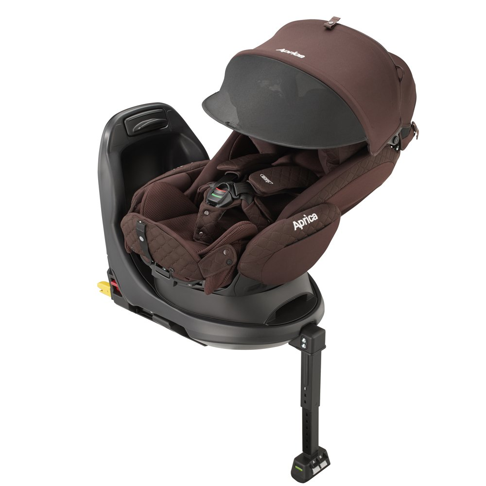 Aprica Fladea GROW Isofix DX - Brown