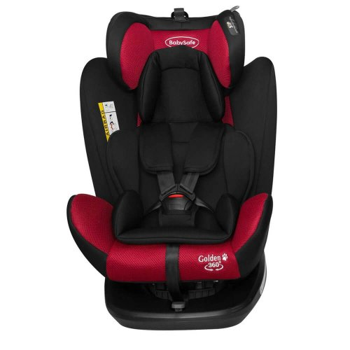 BabySafe Golden 360 - красный