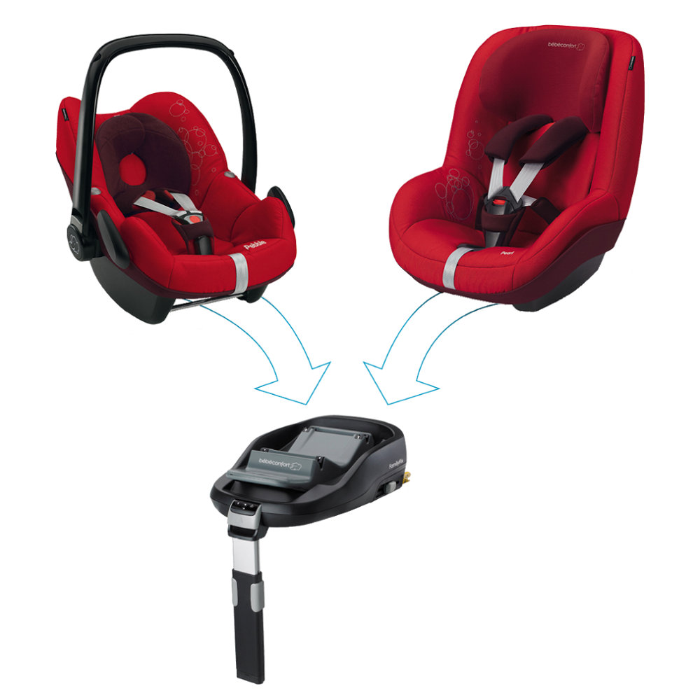 bebe confort family fix isofix. Black Bedroom Furniture Sets. Home Design Ideas