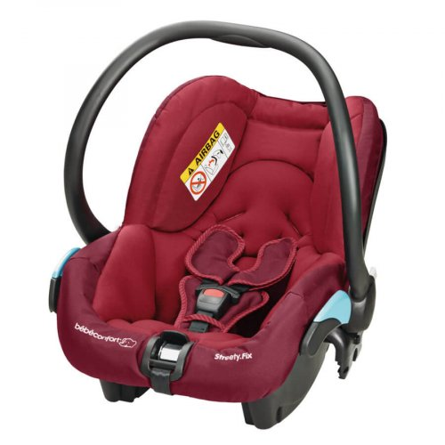Bebe Confort Streety.Fix - Robin Red