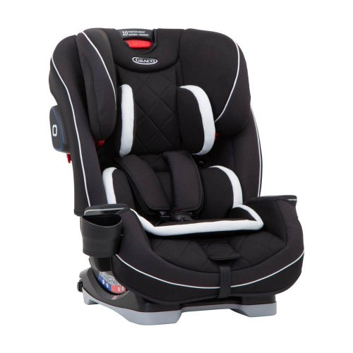 Graco Slimfit LX - Midnight Black