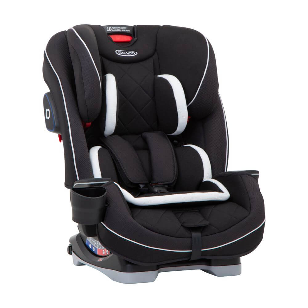 Graco Slimfit LX - Midnight Black (черный)