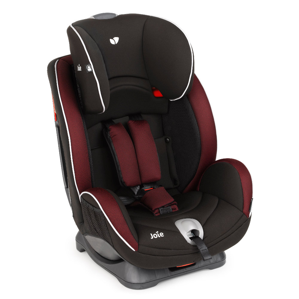 Joie Stages - Burgundy Charcoal