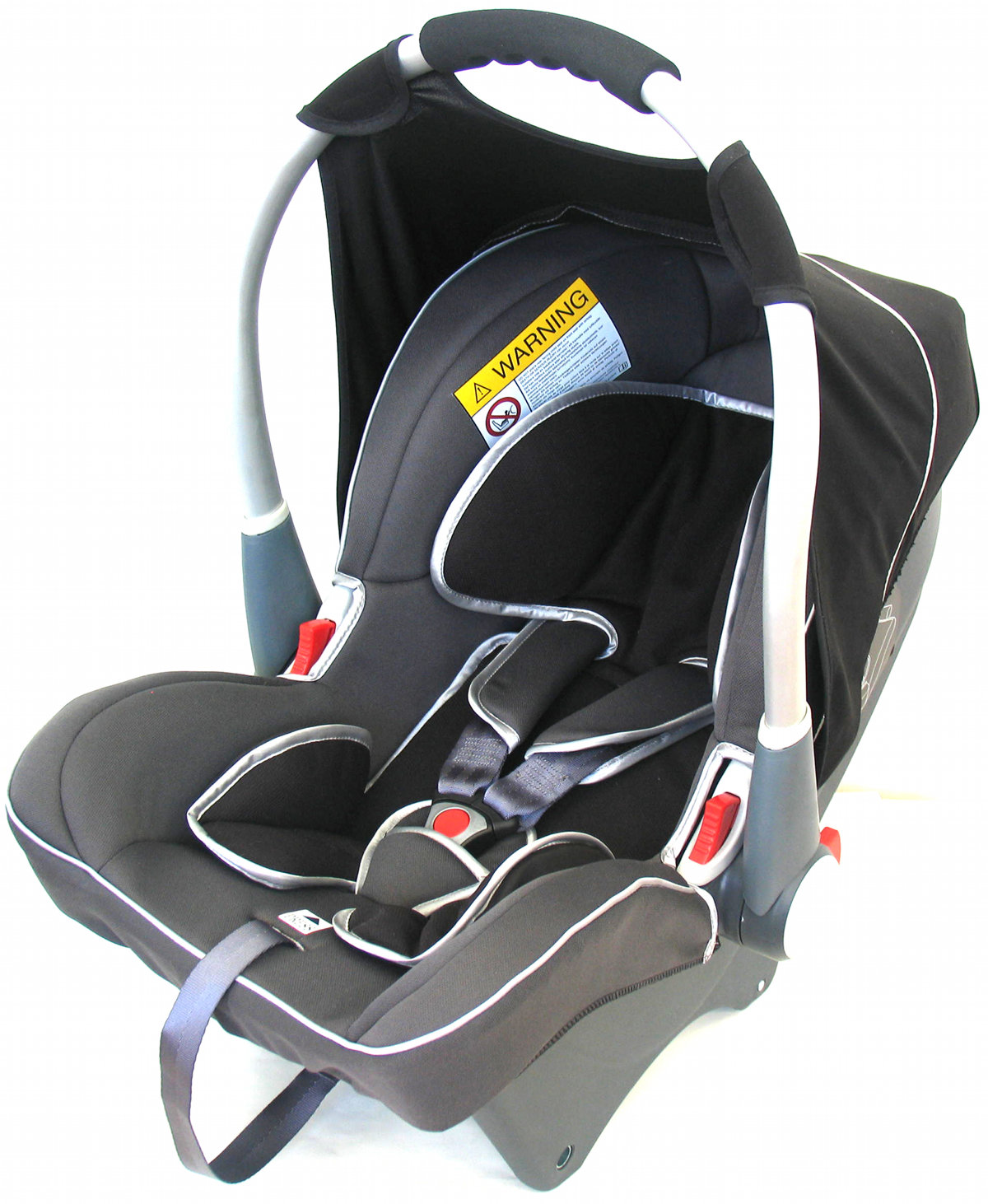Klippan Dinofix - Grey-Black