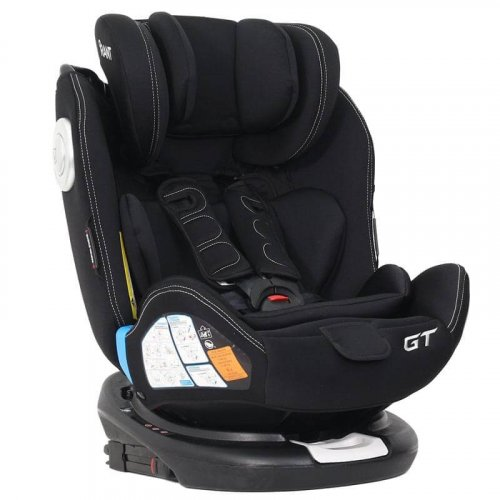 Rant GT Isofix Top Tether - Black