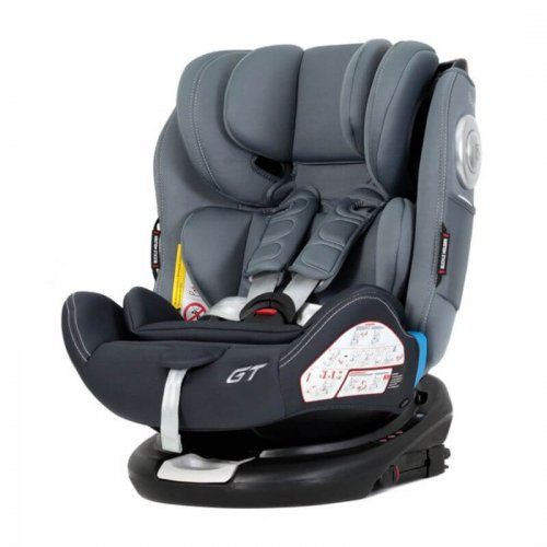 Rant GT Isofix Top Tether - Grey