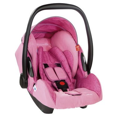 STM Twin 0+ Isofix - Rose