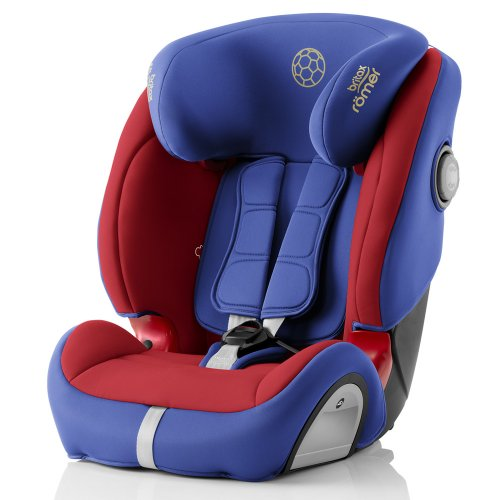 Britax Roemer Evolva 1-2-3 SL SICT - Football Edition (серия Highline)