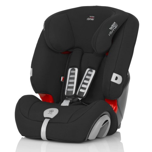 Britax Roemer Evolva 1-2-3 plus - Cosmos Black