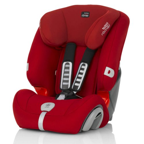 Britax Roemer Evolva 1-2-3 plus - Flame Red
