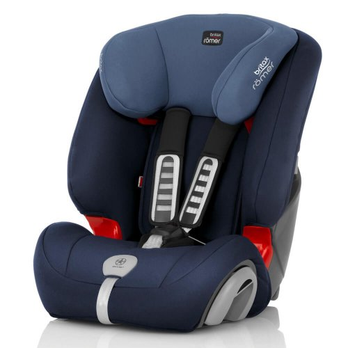 Britax Roemer Evolva 1-2-3 plus - Moonlight Blue