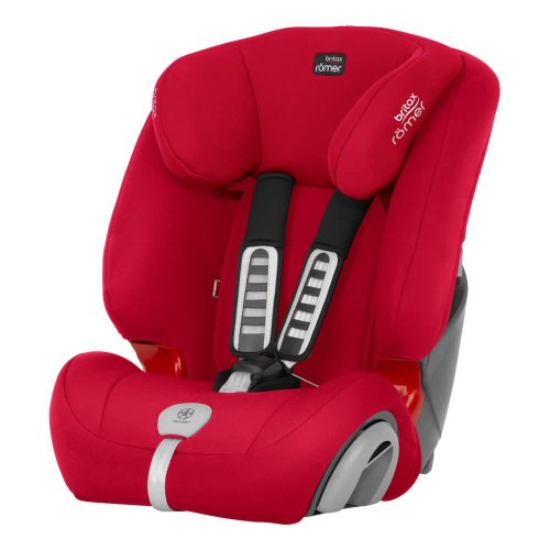 Britax Roemer Evolva 1-2-3 plus - Fire Red
