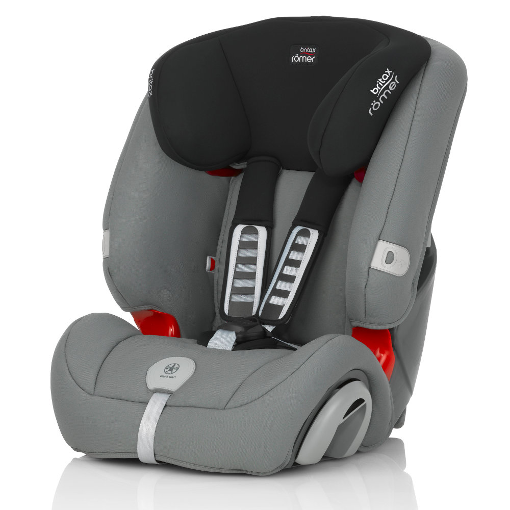 Britax Roemer Evolva 1-2-3 plus - Steel Grey