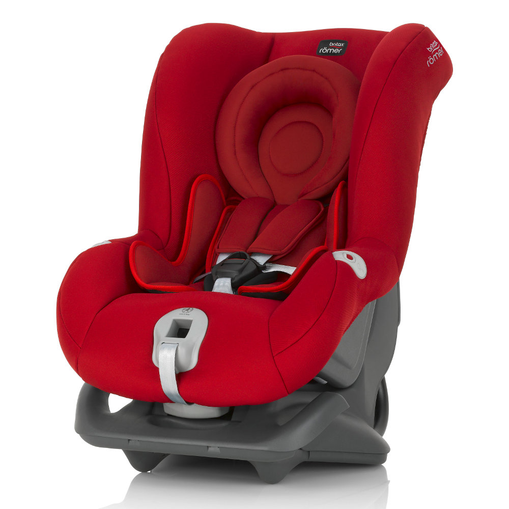 Britax Roemer First Class Plus - Flame Red
