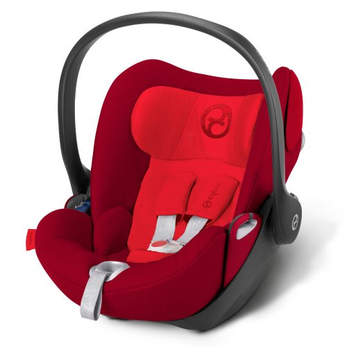 Cybex Cloud Q /plus - Mars Red