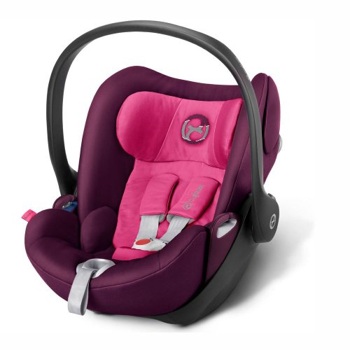 Cybex Cloud Q /plus - Mystic Pink