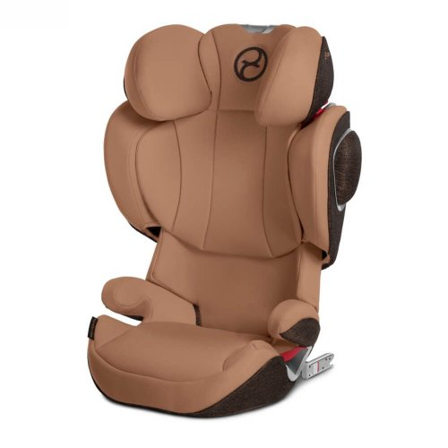 Cybex Solution Z-Fix - Cashmere Beige