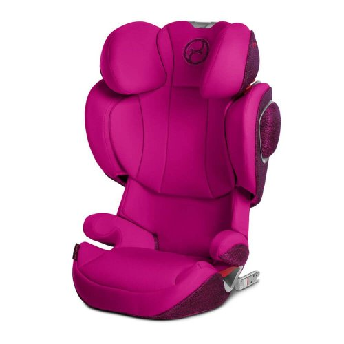 Cybex Solution Z-Fix - Passion Pink