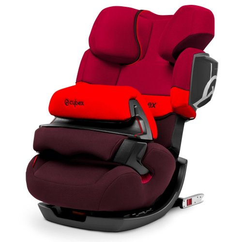 Cybex Pallas 2 Fix - Rumba Red
