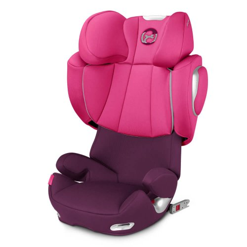 Cybex Solution Q3-Fix - Mystic Pink