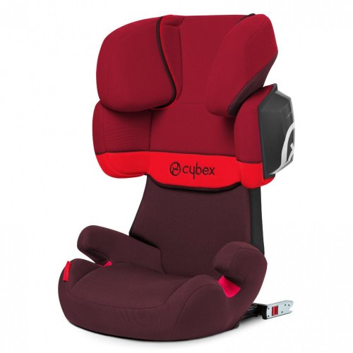 Cybex Solution X2-Fix - Rumba Red