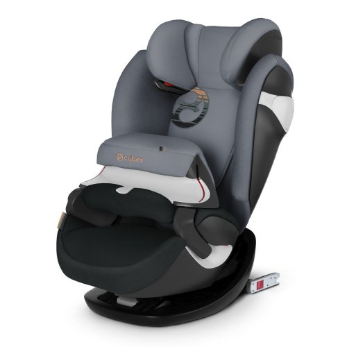Cybex Pallas M-Fix - Pepper Black