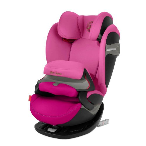 Cybex Pallas S-Fix - Fancy Pink