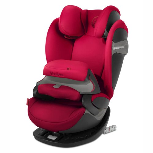 Cybex Pallas S-Fix - Rebel Red