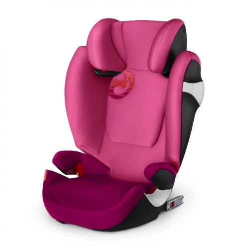 Cybex Solution M-Fix - Passion Pink