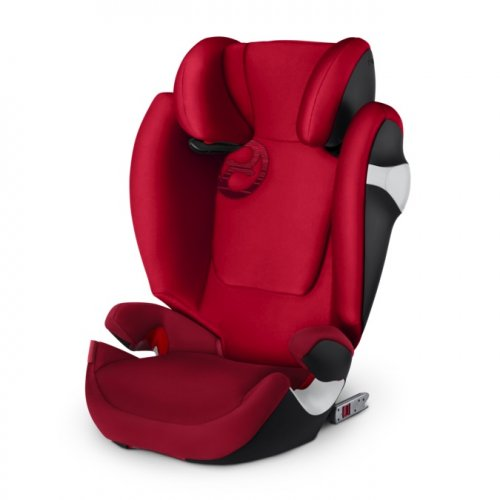 Cybex Solution M-Fix - Rebel Red