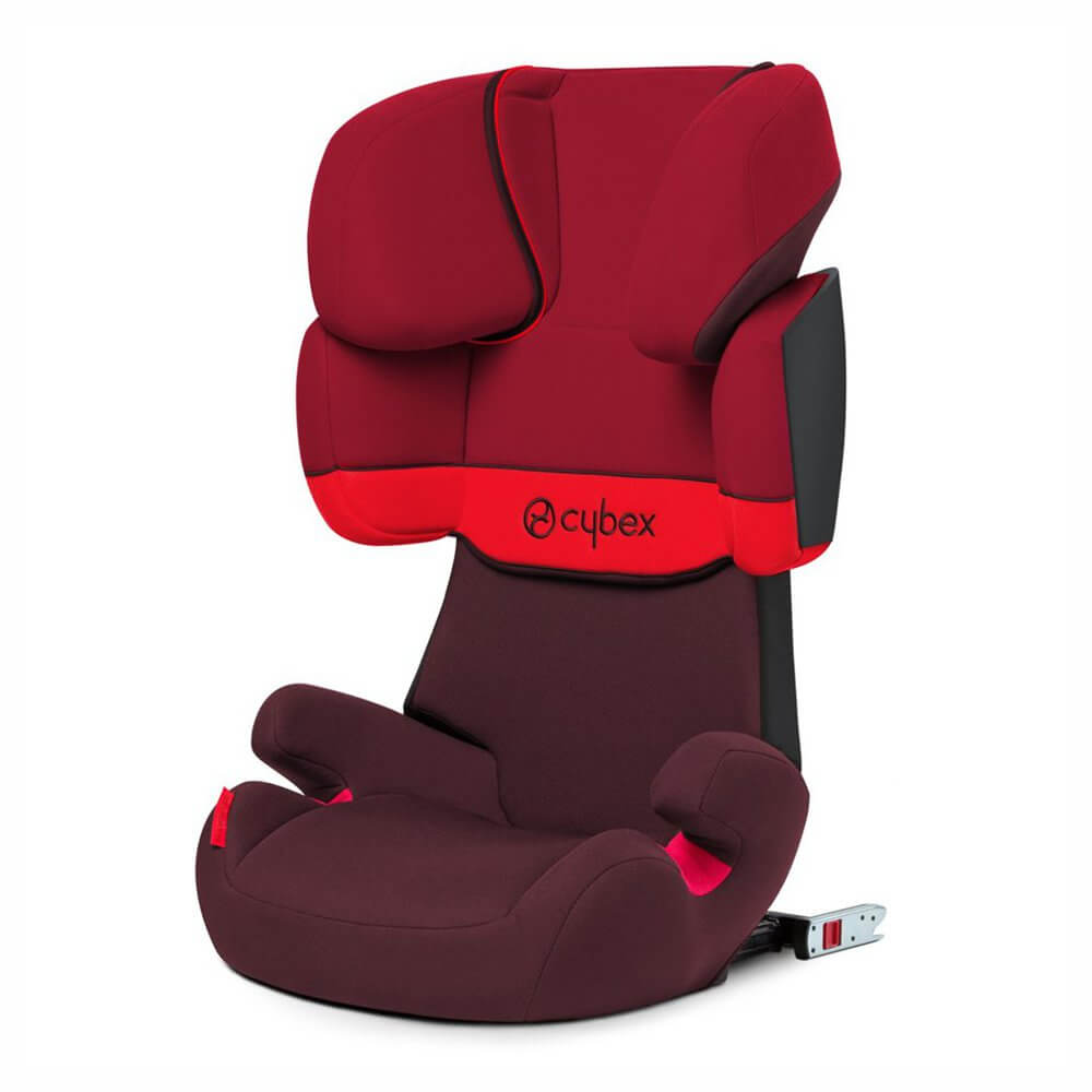 Cybex Solution X-Fix - Rumba Red