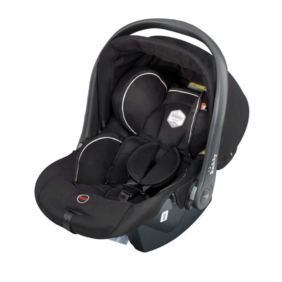 Kiddy Relax Pro - E77 Racing Black