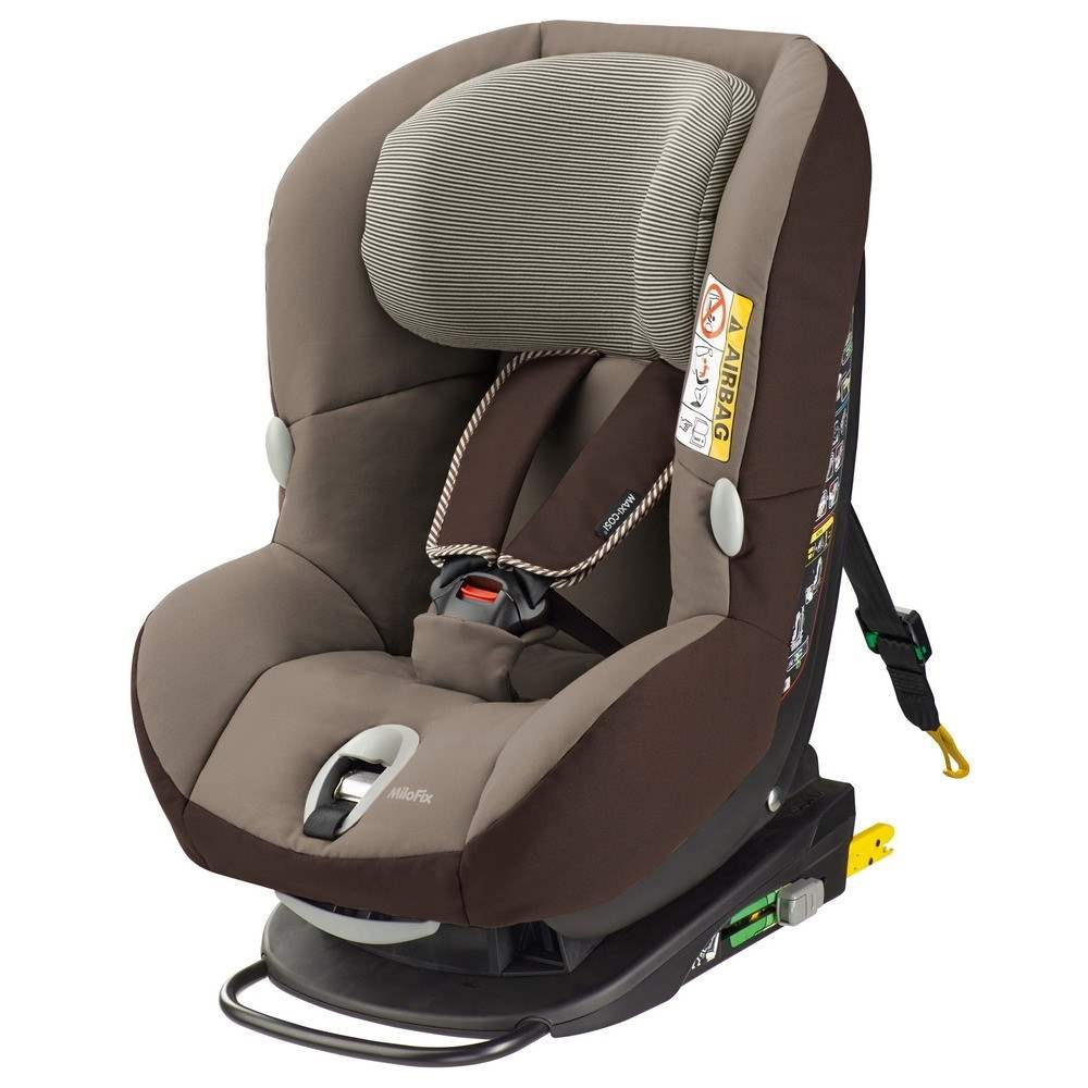 Maxi-Cosi MiloFix - Earth Brown