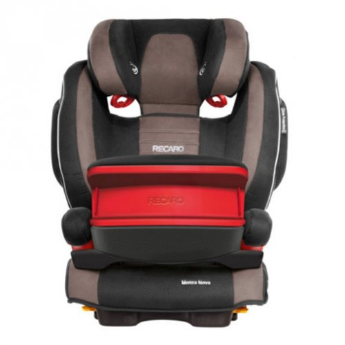 Recaro Monza Nova IS Seatfix - Mocca