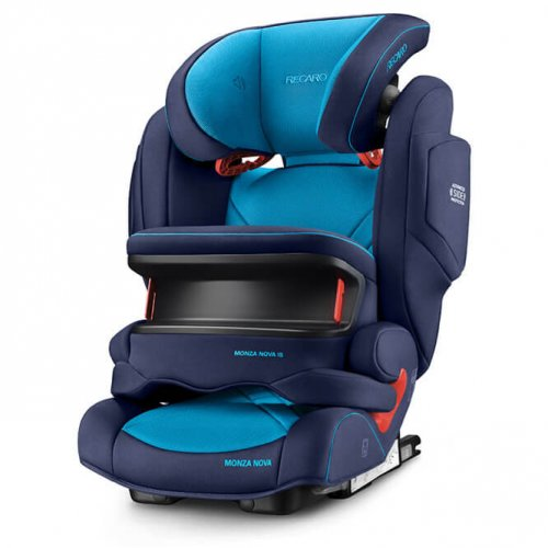 Recaro Monza Nova IS Seatfix - Xenon Blue