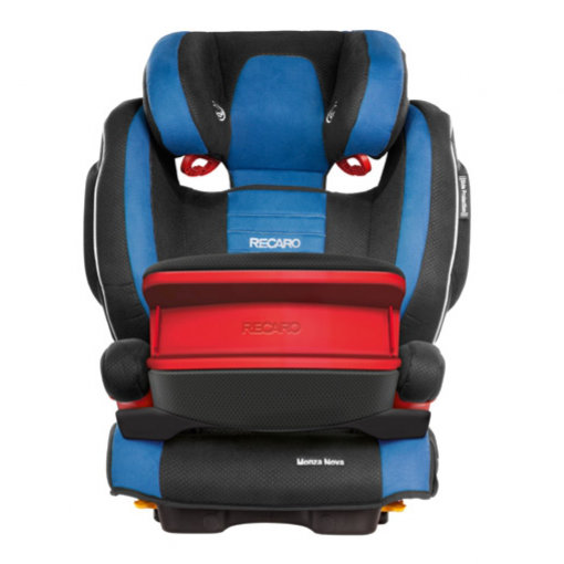 Recaro Monza Nova IS Seatfix - Saphir