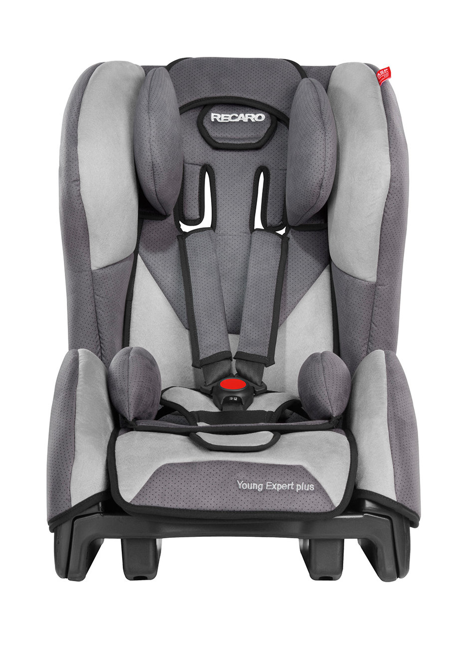 Комплект Recaro Young Expert plus + база Isofix - Shadow