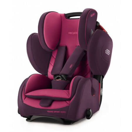 Recaro Young Sport Hero - Power Berry