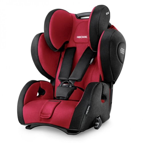 Recaro Young Sport Hero - Ruby
