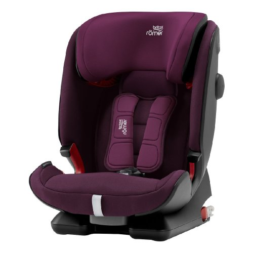 Britax Roemer Advansafix IV R - Burgundy Red