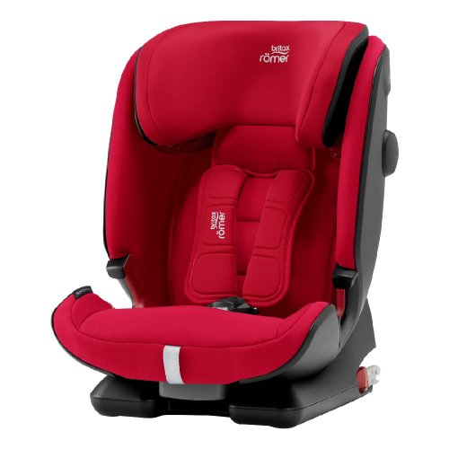 Britax Roemer Advansafix IV R - Fire Red