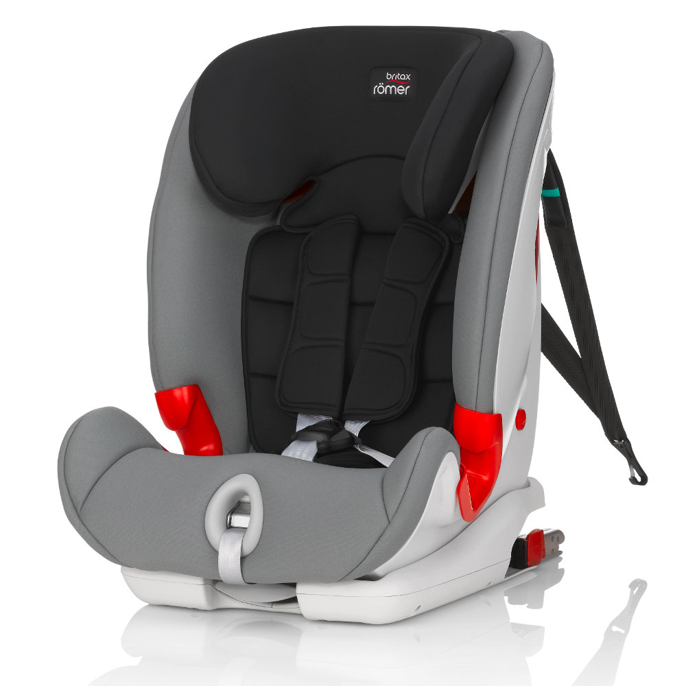 Britax Roemer Advansafix II - Steel Grey