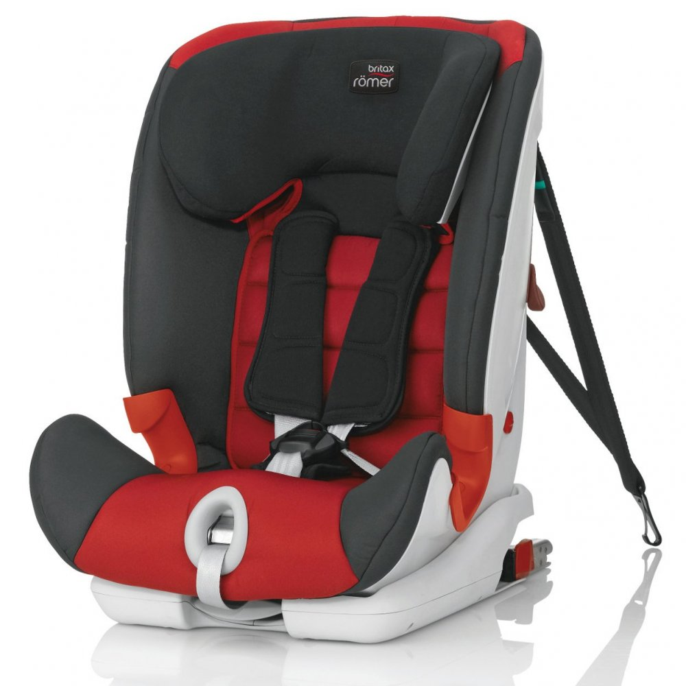Britax Roemer Advansafix - Chilli Pepper RB