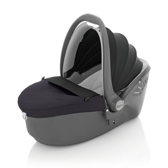 Britax Roemer Baby-Safe Sleeper - Black Thunder