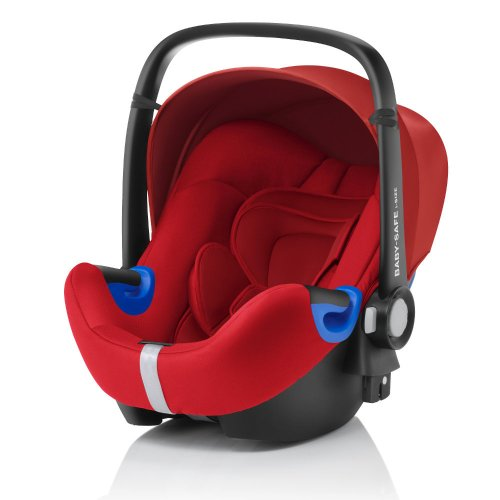 Britax Roemer Baby-Safe i-Size - Flame Red
