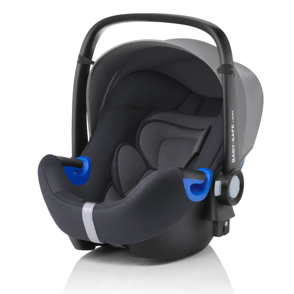 Britax Roemer Baby-Safe i-Size - Storm Grey