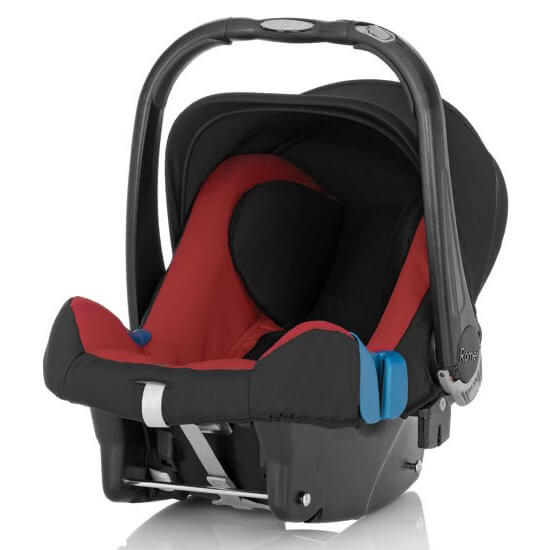 Britax Roemer Baby-Safe plus SHR II - Chilli Pepper RB