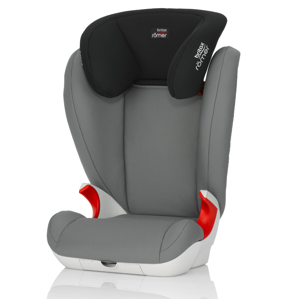 Britax Roemer Kid II - Steel Grey