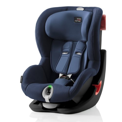 Britax Roemer King II LS - Moonlight Blue (Black Series)